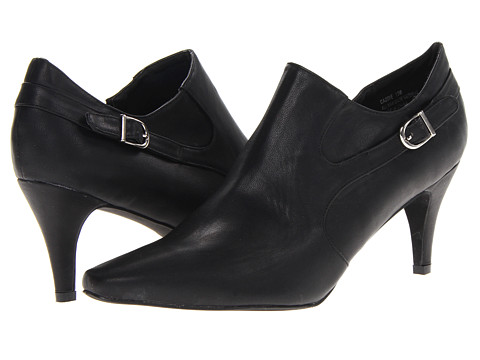 Annie - Caddie (Black Smoothe) Women's Shoes