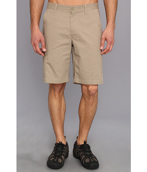 Columbia - Red Bluff Cargo Short (Tusk) Men's Shorts