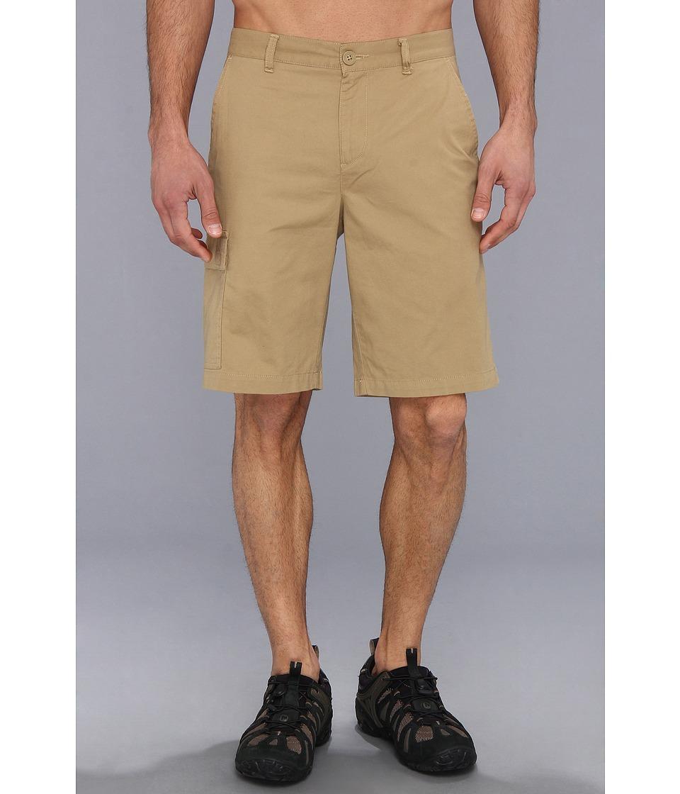 Columbia - Red Bluff Cargo Short (Crouton) Men's Shorts