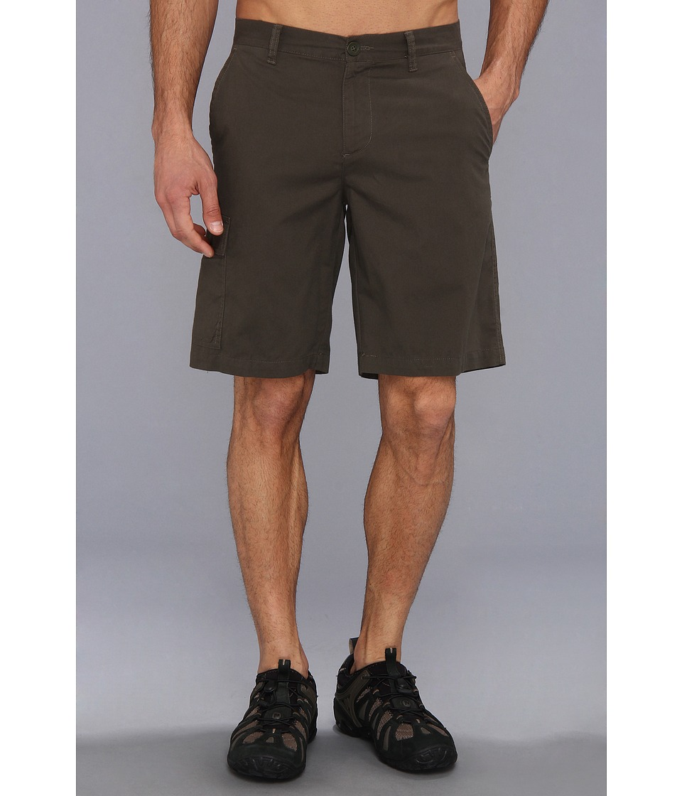 Columbia - Red Bluff Cargo Short (Alpine Tundra) Men's Shorts