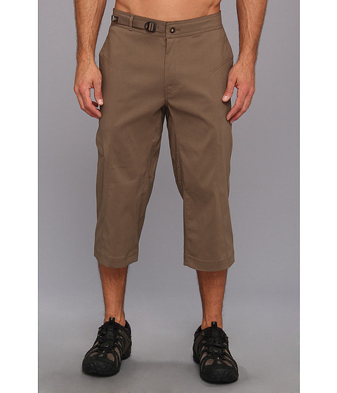 Prana - Nemesis Knicker (Mud) Men's Capri