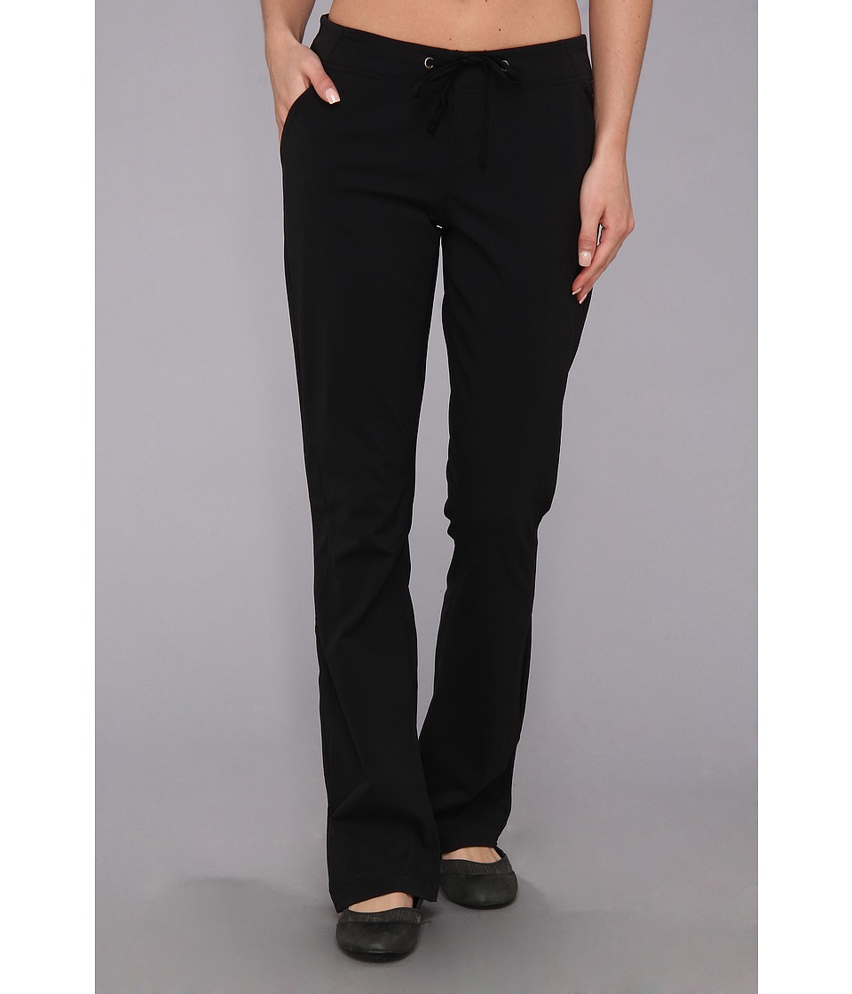 Columbia - Anytime Outdoor Boot Cut Pant (Black) Women's Casual Pants