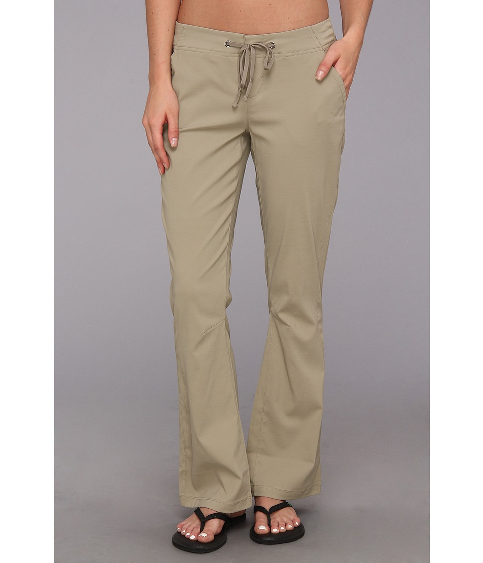 Columbia - Anytime Outdoor Boot Cut Pant (Tusk) Women's Casual Pants
