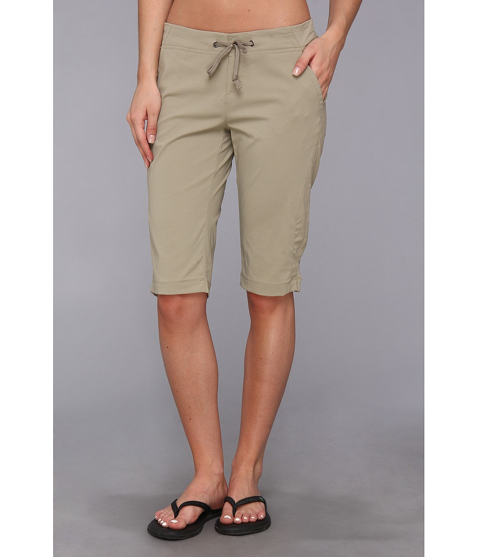 Columbia - Anytime Outdoor Long Short (Tusk) Women's Shorts