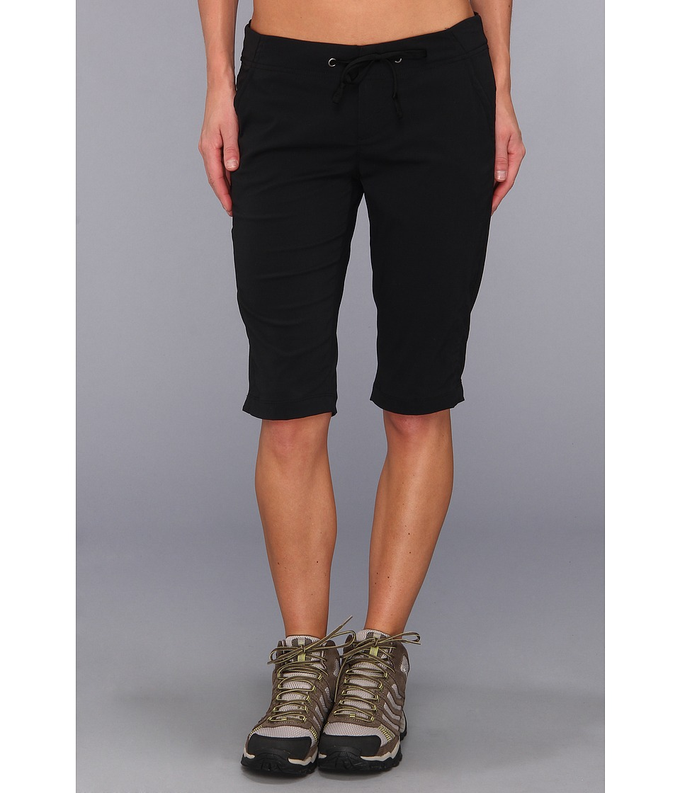 Columbia - Anytime Outdoor Long Short (Black) Women's Shorts