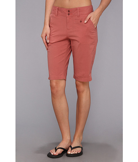 Columbia - Copper Ridge Long Short (Hot Coral) Women
