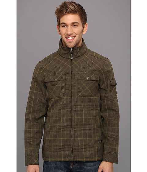 Prana - Yukon Jacket (Dark Olive) Men