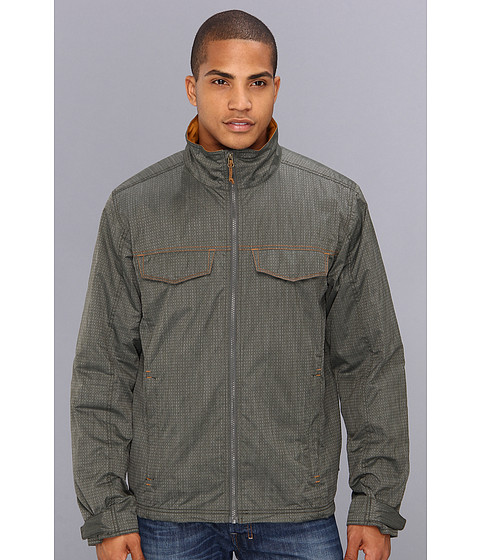Prana - Bannon Jacket (Cargo Green) Men's Coat