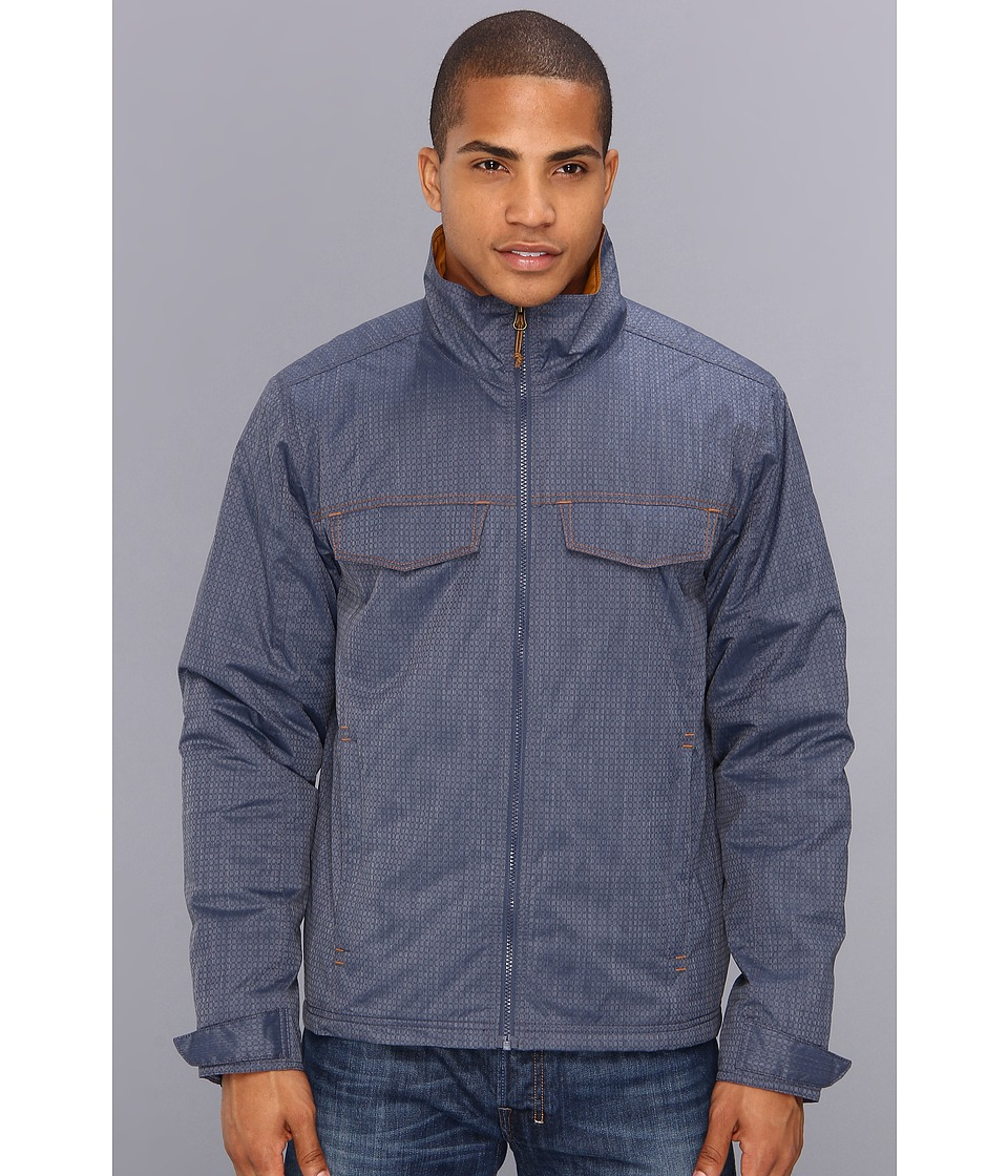 Prana - Bannon Jacket (Dusk Blue) Men's Coat