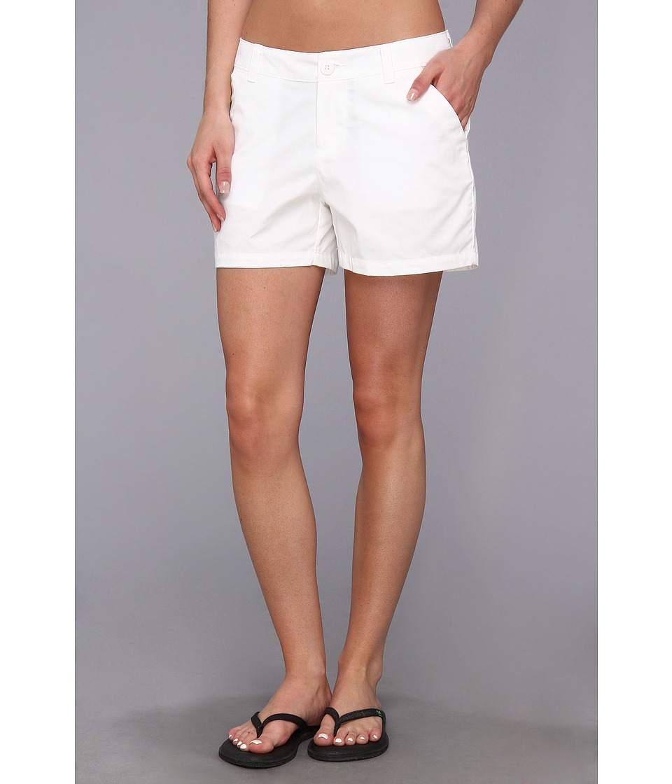 Columbia - Kenzie Cove Short (White) Women's Shorts