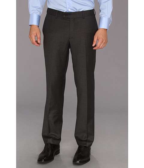 DKNY - Grey Plain Pants (Grey) Men