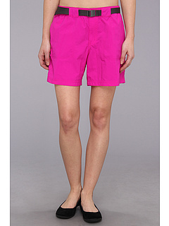 SALE! $22.99 - Save $17 on Columbia Sandy River Cargo Short (Groovy Pink) Apparel - 42.53% OFF $40.00