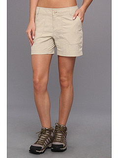 SALE! $27.99 - Save $17 on Columbia East Ridge 5 Short (Fossil) Apparel - 37.80% OFF $45.00