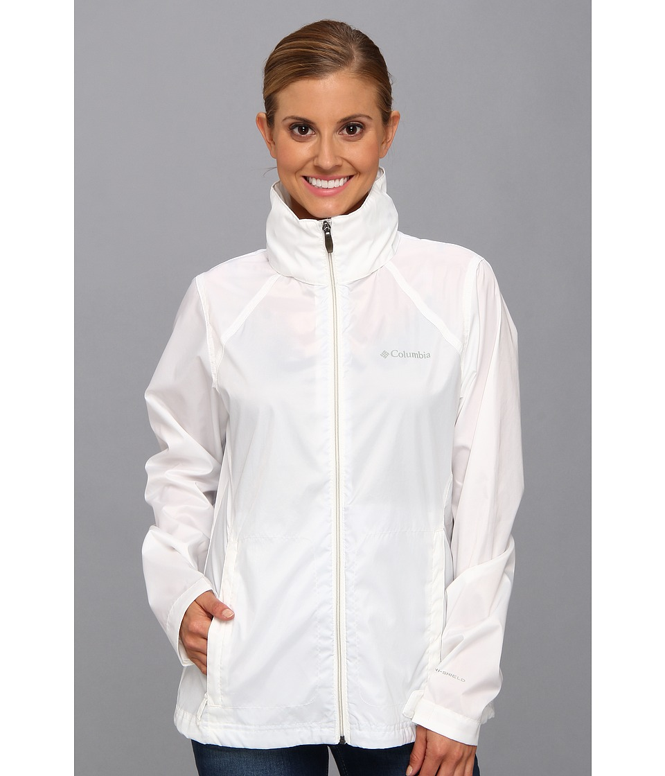 Columbia - Switchback II Jacket (White) Women's Coat