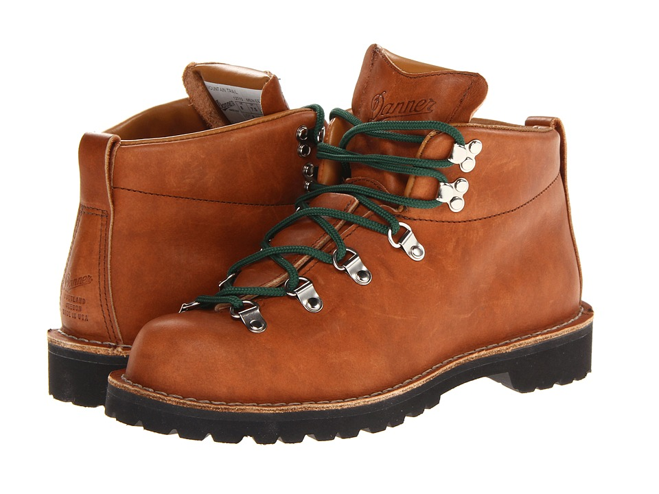 Danner - Mountain Trail (Brown) Men's Work Boots