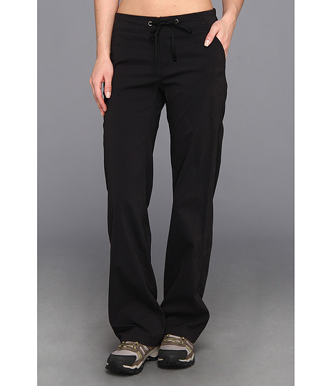 Columbia - Anytime Outdoor Full Leg Pant (Black) Women's Clothing