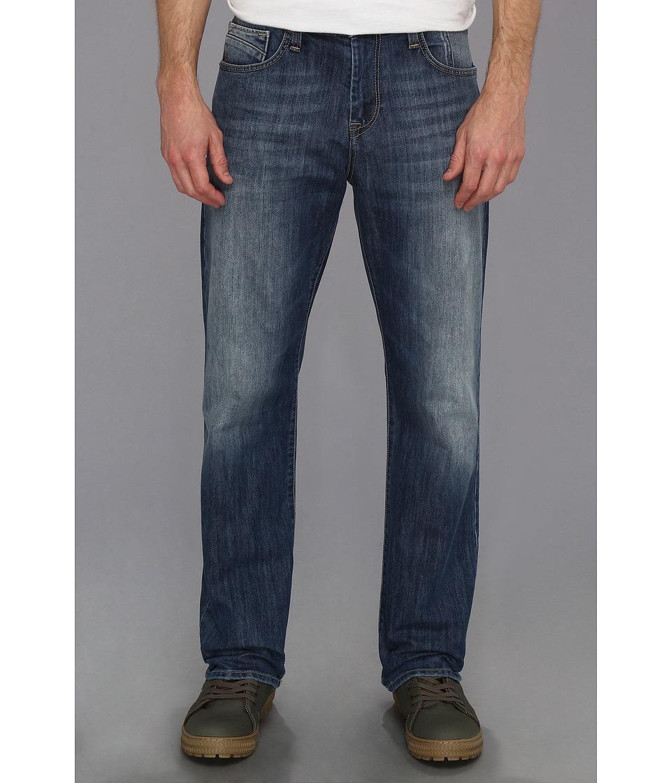 Mavi Jeans - Matt Mid-Rise Straight Leg in Mid Cooper (Mid Cooper) Men