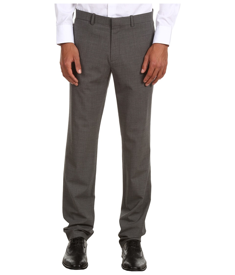 Theory - Marlo New Tailor (Charcoal) Men's Dress Pants