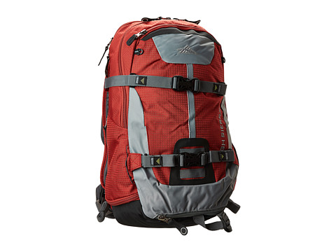 High Sierra - Seeker (Pomodoro/Ash/Black) Backpack Bags