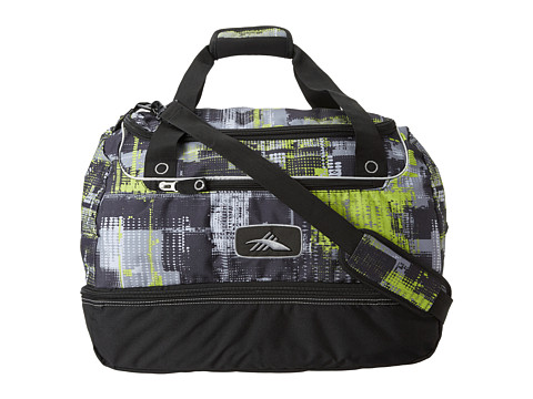 High Sierra - Over-Under Cargo Duffel (Covert Mission) Duffel Bags