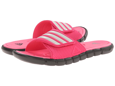 adidas Kids - adiLight SC xJ (Little Kid/Big Kid) (Black/Pearl Metallic/Bahia Pink) Girls Shoes