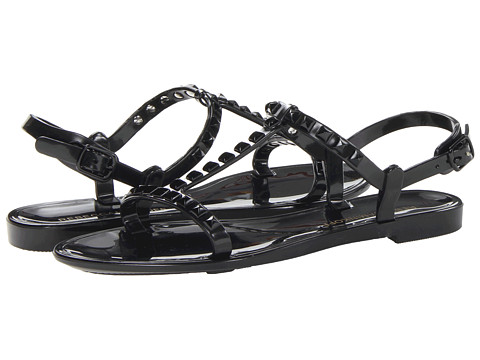 Rebecca Minkoff - Sava (Black Jelly) Women's Sandals