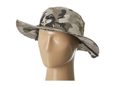 bafea96dc82e2 ... UPC 887681896500 product image for Quiksilver Original Bushmaster Hat ( Camo) Safari Hats