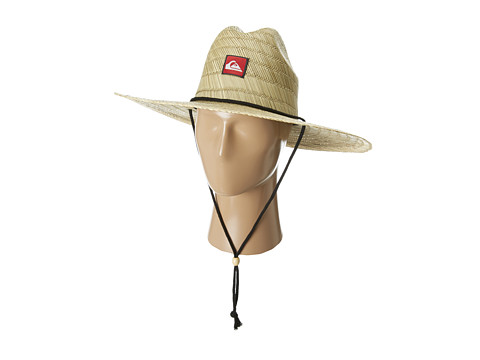 31d7f90427195 UPC 887681894889 - Quiksilver Pierside Hat (Natural) Traditional ...