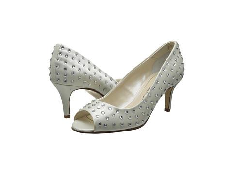 Caparros - Jaxon (Ivory Satin) High Heels