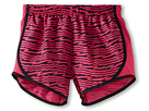 Nike Kids Tempo GFX Short (Little Kids/Big Kids) (Vivid Pink/Vivid Pink/Black/Matte Silver)