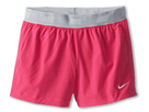 Nike Kids Icon Woven 2-in-1 Short (Little Kids/Big Kids) (Vivid Pink/Base Grey/Light Base Grey)