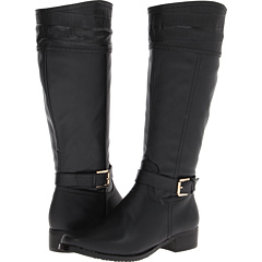 Annie Dewy (Black Black Croc) Footwear