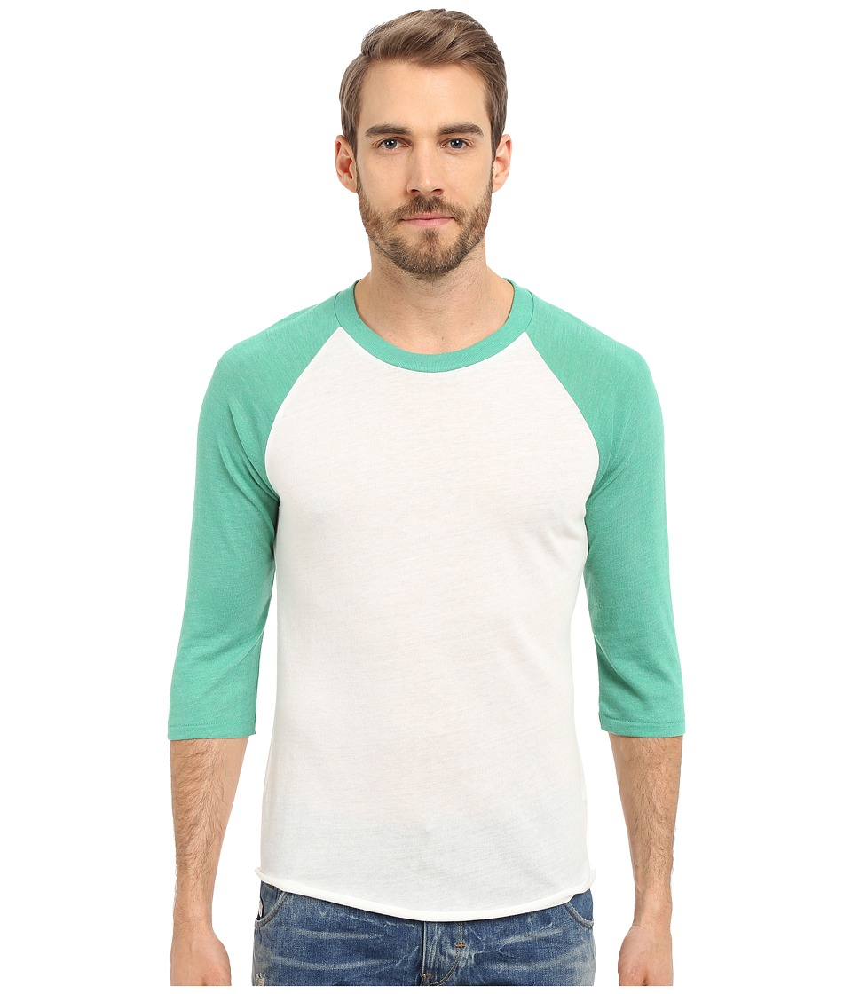 Alternative - Baseball Tee (Eco True Green) Men's T Shirt