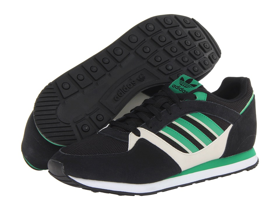 adidas Originals - ZXZ 100 (Carbon/Fairway/Bliss) Men's Shoes