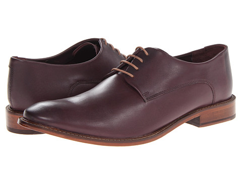 Ted Baker - Irron 2 (Dark Red Leather) Men