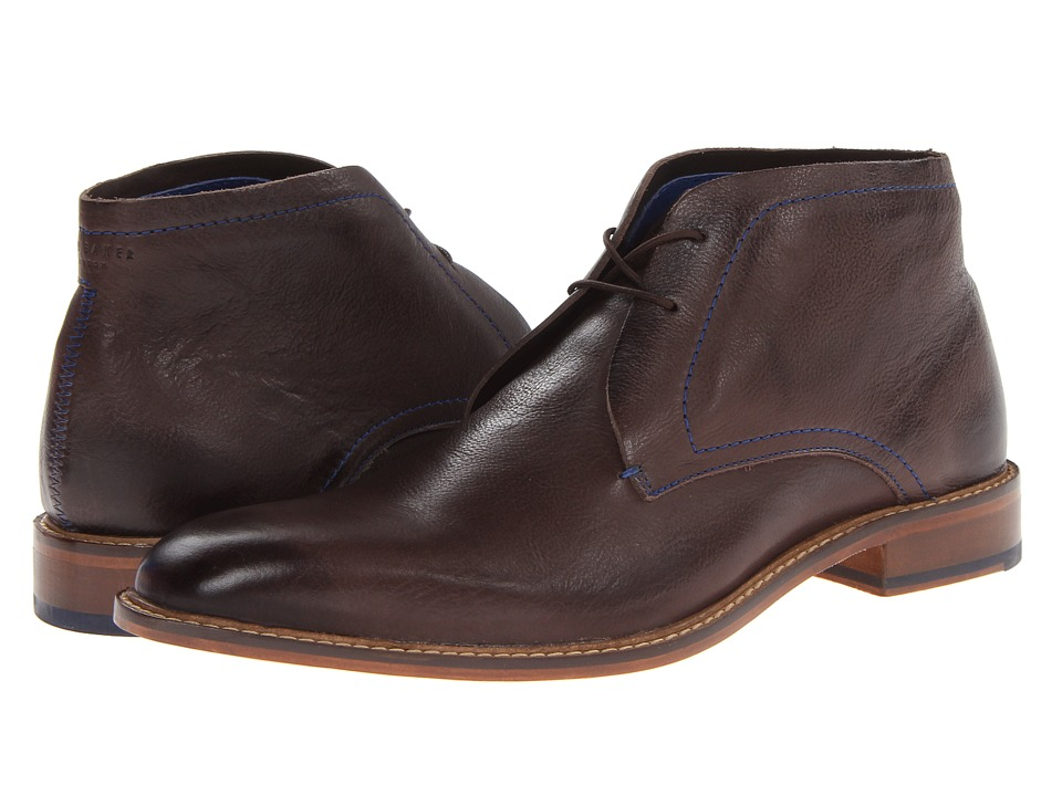 Ted Baker - Torsdi 2 (Brown Leather) Men's Shoes