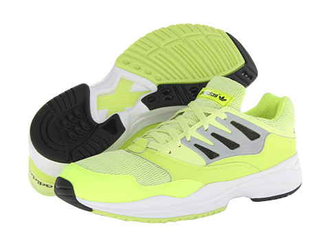 adidas Originals - Torsion Allegra (Electricity/Metallic Silver/Glow) Men's Shoes