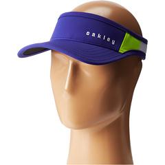 SALE! $14.99 - Save $9 on Oakley Golf Visor (Spectrum Blue) Hats - 37.54% OFF $24.00