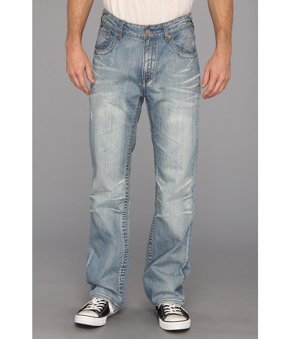 UNIONBAY - Ryder Relaxed Denim (Avalanche) Men's Jeans