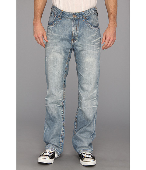 UNIONBAY - Ryder Relaxed Denim (Avalanche) Men