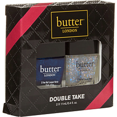 SALE! $14.99 - Save $9 on Butter London Ice Lacquer Overcoat Duo (N A) Beauty - 37.54% OFF $24.00