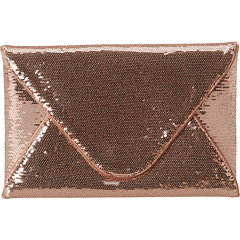 SALE! $54.99 - Save $43 on BCBGMAXAZRIA Harlow Plastic Envelope (Blush) Bags and Luggage - 43.89% OFF $98.00
