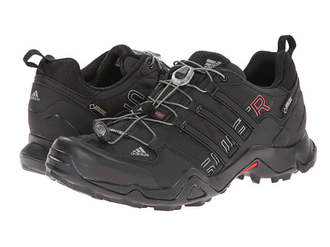 45984e25859 ... Men s Fashion Sneakers Terrex Swift R GTX Shoes (11.5 UPC 886837331667  product image for adidas Outdoor Terrex Swift R GTX (Black Vivid Red ...