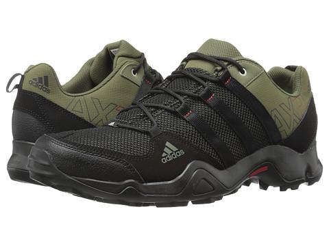 adidas Outdoor - AX 2 (Earth Green/Black/Earth Green) Men