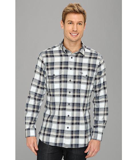 Rodd & Gunn - Modern Fit Ethelton Shirt (Indigo) Men