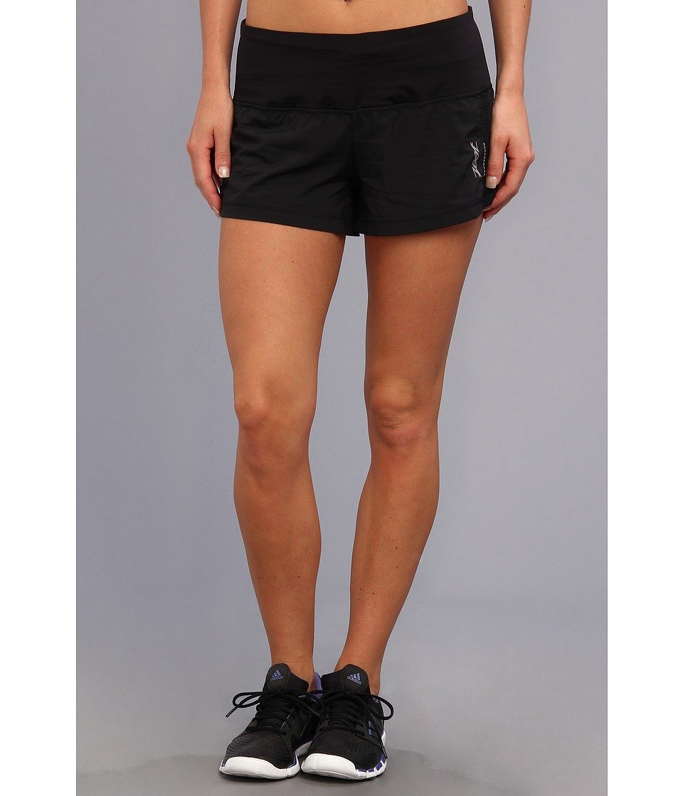 Zoot Sports - W Ultra Run IceFil 3 Short (Black/Black) Women's Shorts