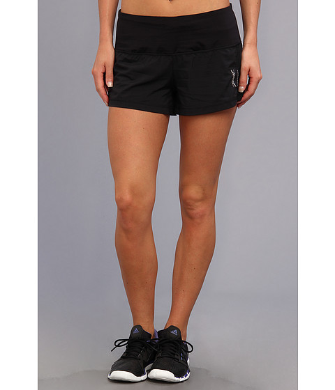 Zoot Sports - W Ultra Run IceFil 3 Short (Black/Black) Women
