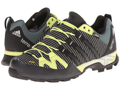 adidas Outdoor - Terrex Scope GTX W (Sharp Grey/Black/Bahia Glow) Women