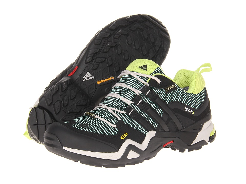 adidas Outdoor - Terrex Fast X GTX W (Bahia Mint/Black/Bahia Glow) Women
