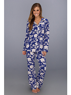 SALE! $69.99 - Save $70 on BedHead Cotton Stretch Classic PJ (Sapphire Dynasty) Apparel - 50.01% OFF $140.00